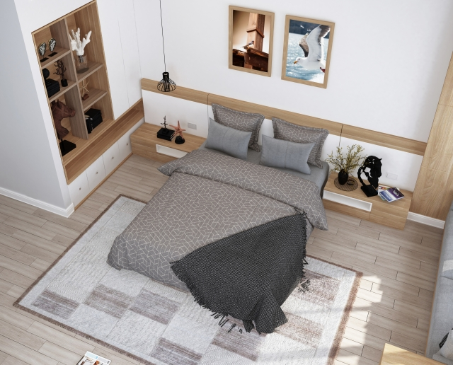 一人暮らしの男性のベッド選びの基本!失敗しない一人暮らし用ベッドの選び方を教えます!
