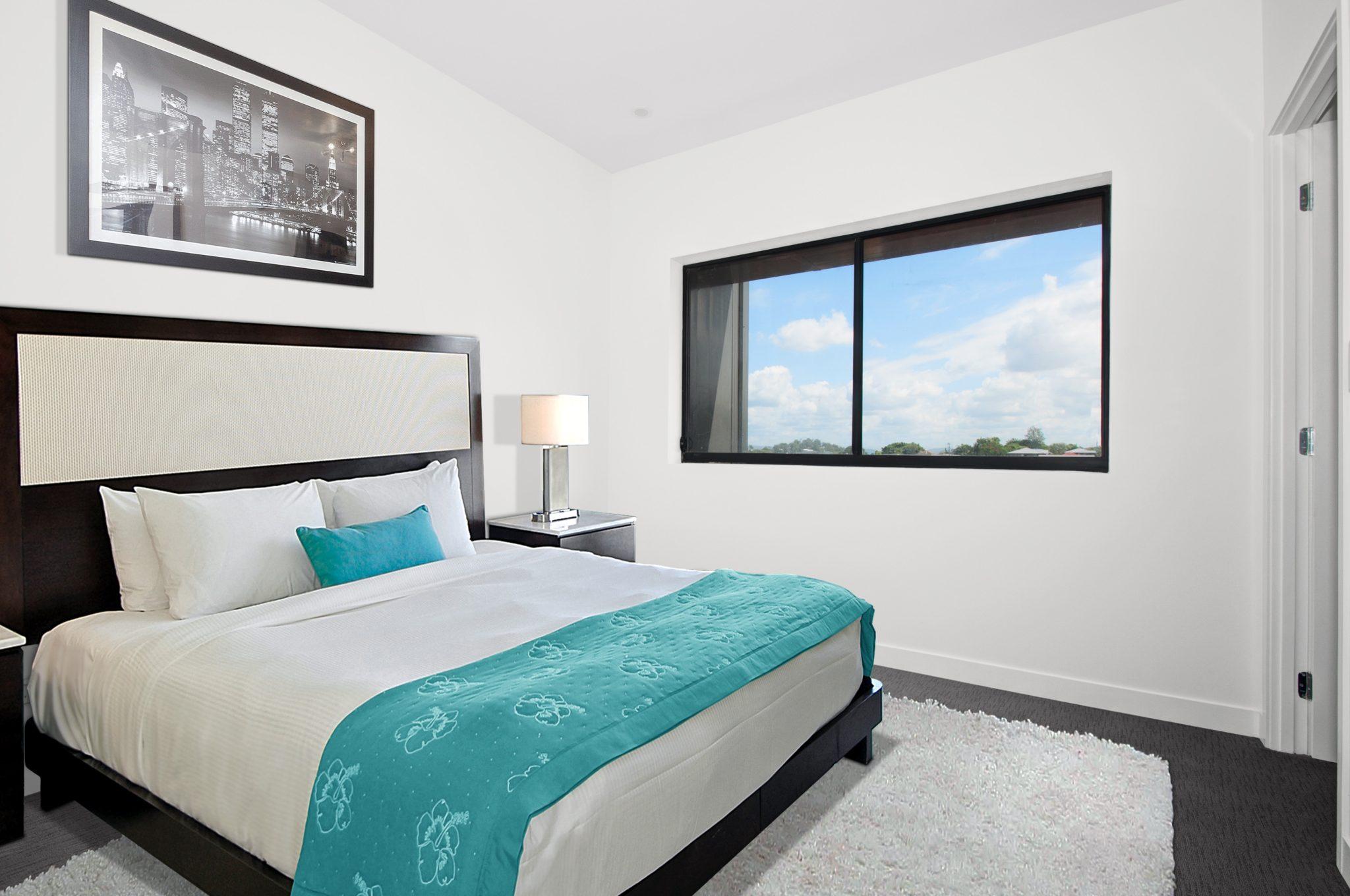 クイーンベッドで寝る時の布団やシーツのサイズは?